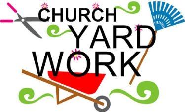 Volunteers Needed For Church Yard Work Lake Cities United