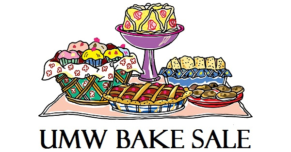 UMW Bake Sale