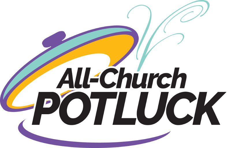 all-church potluck