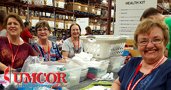 UMCOR Health Kits