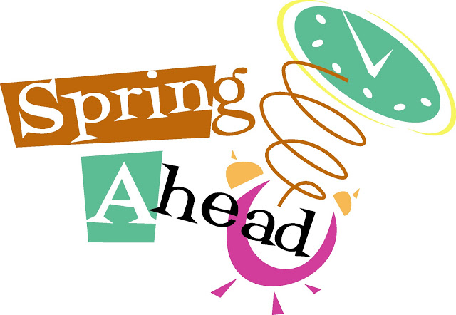 Spring Ahead DST