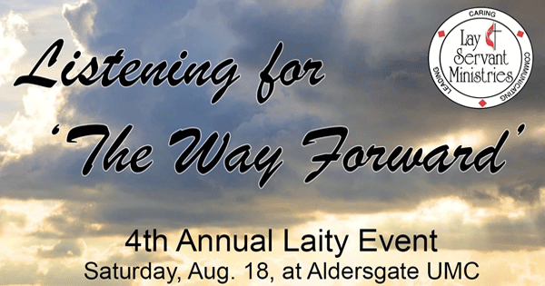 The Way Forward Event