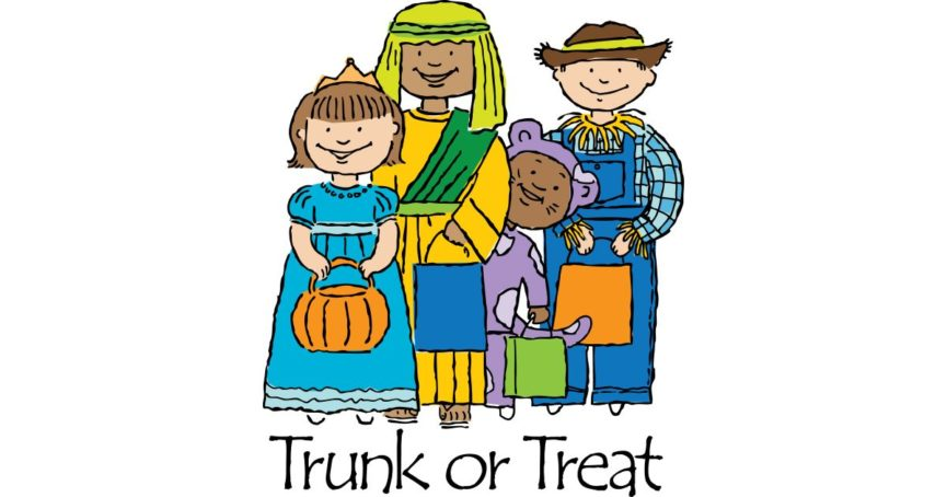 Trunk or Treat meeting