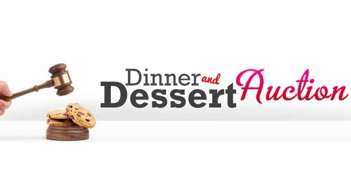 Dinner and Dessert Auction