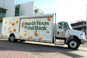 North Texas Food Bank Product Truck